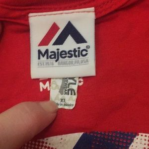 a6efd2270 Majestic Shirts - Phillies July 4th Tee